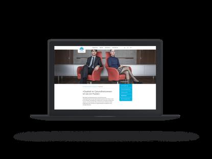 CSS Geschäftsbericht 2017 –  Online/Print, bei Infel AG entstanden