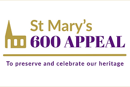ST MARY'S 600 APPEAL UPDATE