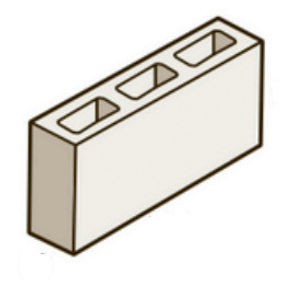 100mm Series Besser Block