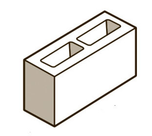 150mm Series Besser Block
