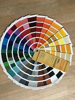 Klavier Flügel lackieren möglich in allen RAL Farben