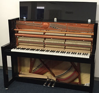 Feurich 115 Premiere mit der Traditon des klassischen Klavierbaus