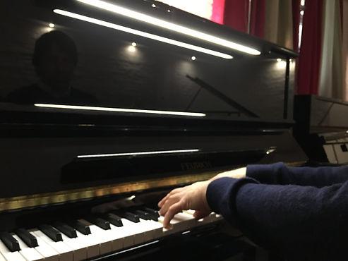 LED Notenpultbeleuchtung Feurich 133 Concert