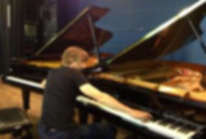 Konzertstimmer Duo Stimmung Klavierstimmer Flügelstimmer