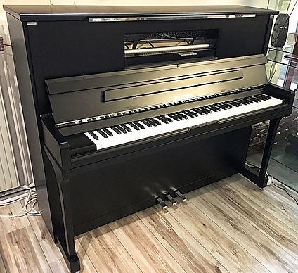Feurich 123 Vienna - Made in Austria - Geniales Klavier mit einer Repetition wie bei einem Flügel