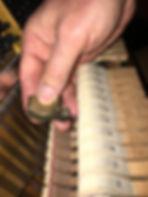 Klavier intonieren