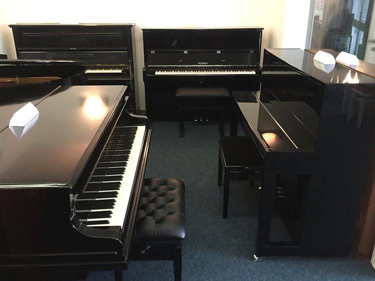 Bechstein Flügel Berdux Klavier Feurich Klavier