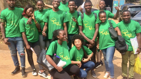 A Sit-Down With The Founder Of Think Green Organization