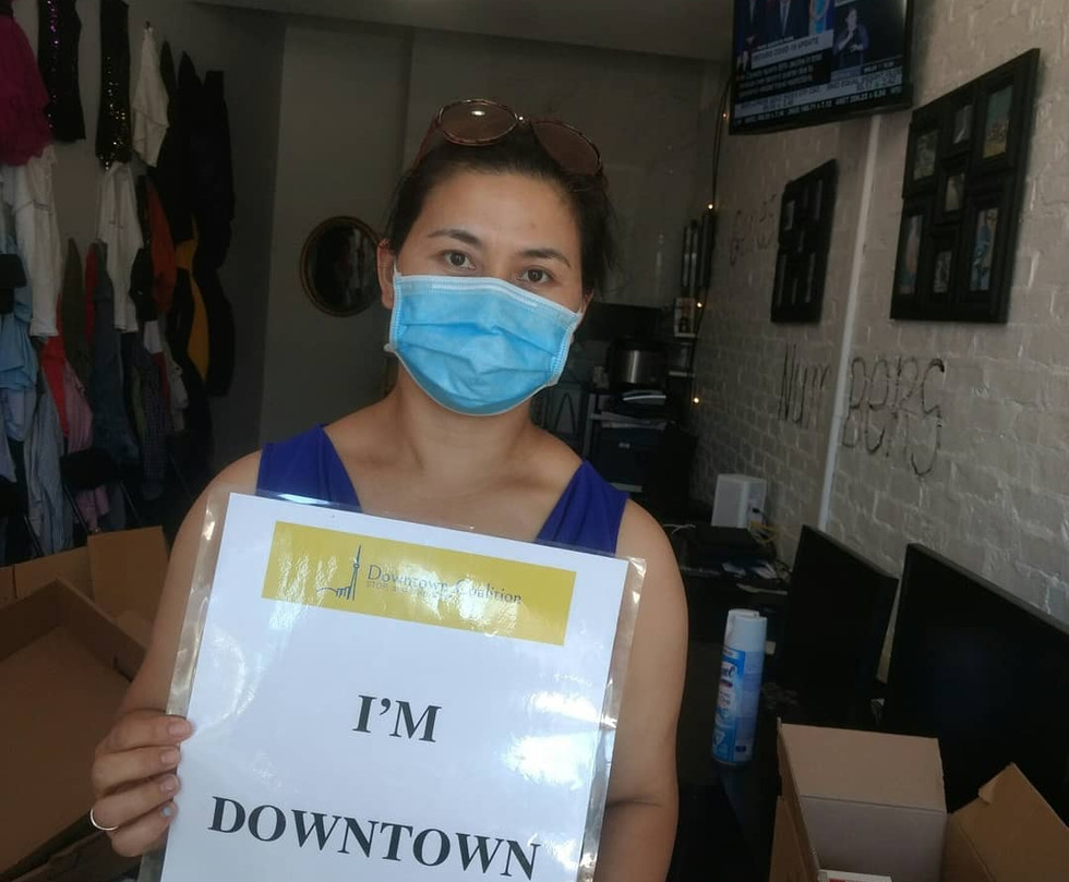 I am Downtown Coalition