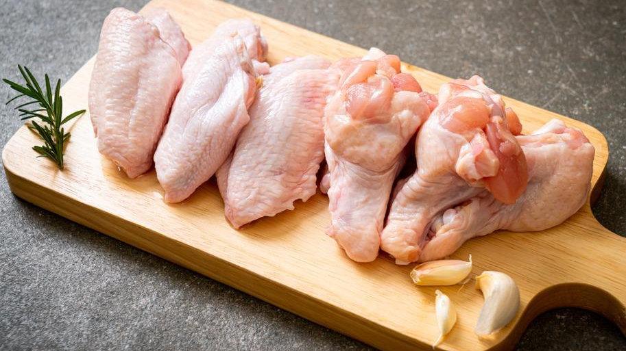 Chicken Wings Split 3lb