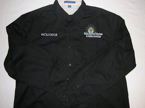 Facilitator Long Sleeve Cotton Polo