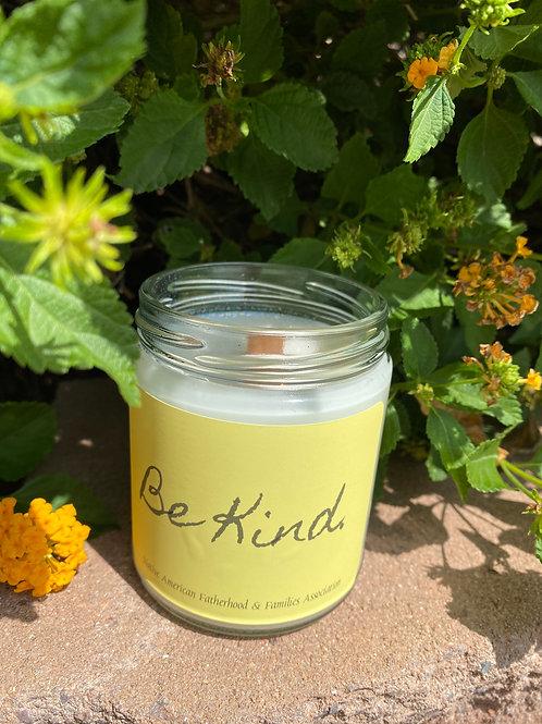 Be Kind NAFFA Candle
