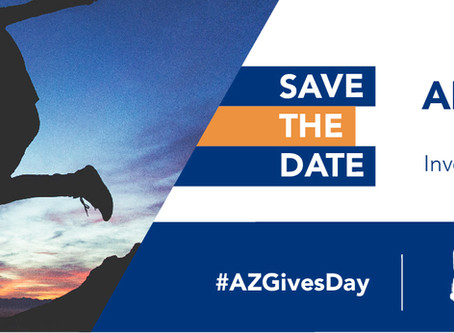 AZ Gives Day: April 3rd