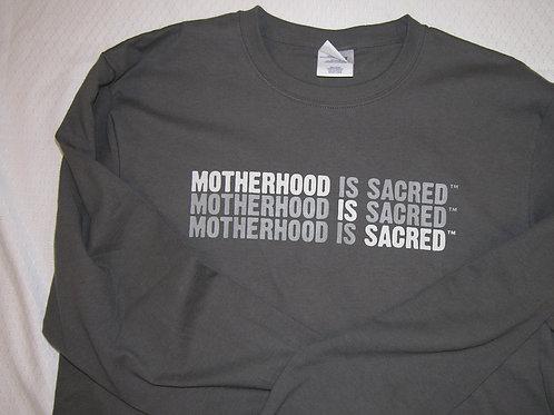 Motherhood Is Sacred
