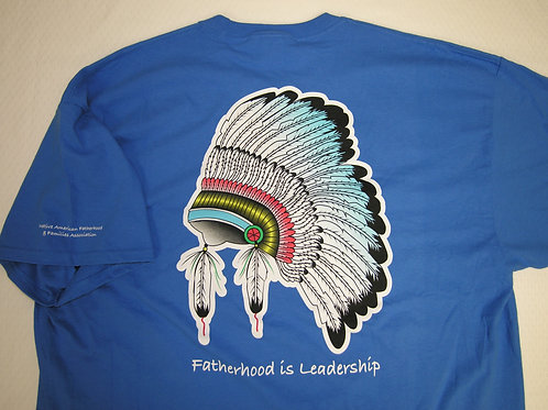 Fatherhood Is Leadership - Headress