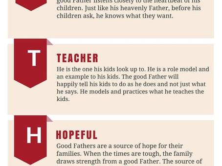 Aspects of Valuable Fatherhood