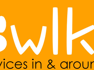 Pawlkies Dog Waking in Blandford Launch our new website
