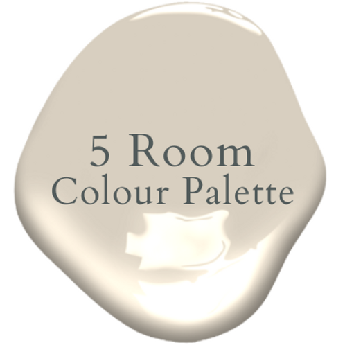 Five Room Colour Palette