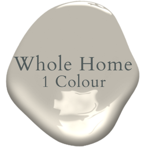 One Colour Whole Home