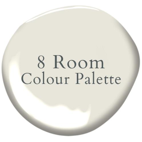 Eight Room Colour Palette