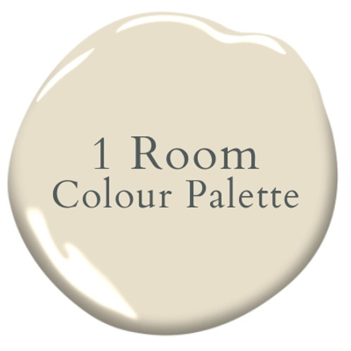 One Colour One Room