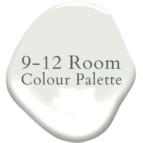 9-12 Room Colour Palette