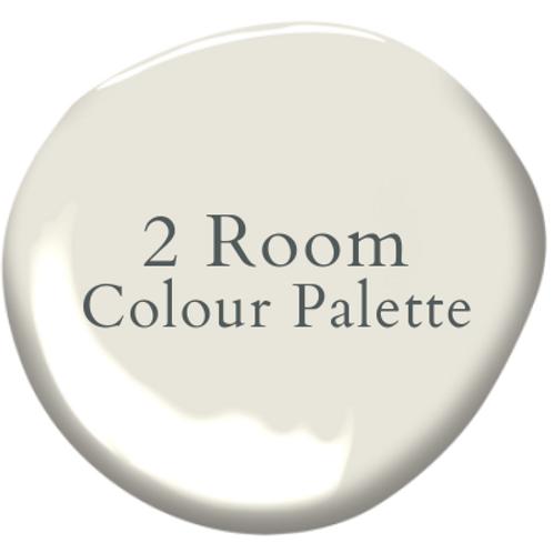 Two Room Colour Palette