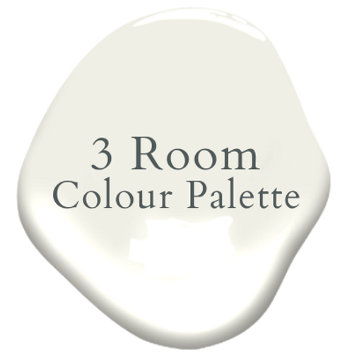 Three Room Colour Palette