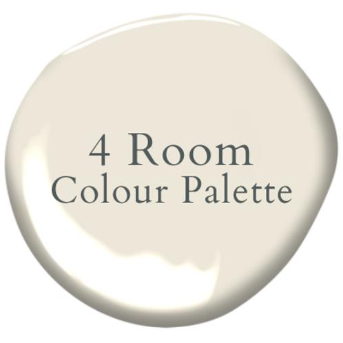 Four Room Colour Palette