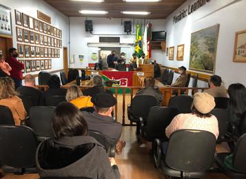 MDB oficializa candidatura de Márcio Porto