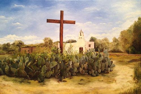 Pan Yarborough - Mission San Juan