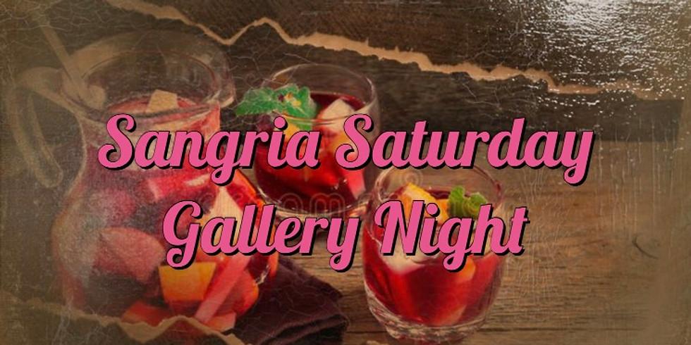 Sangria Saturday - Gallery Night