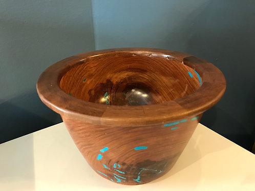 Mahogoney Rim with Mequite Bowl