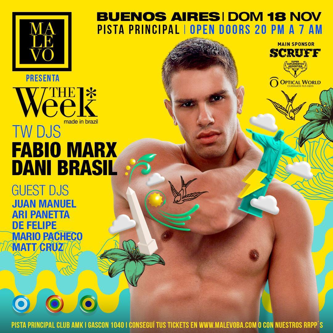 The Week 18/11/18