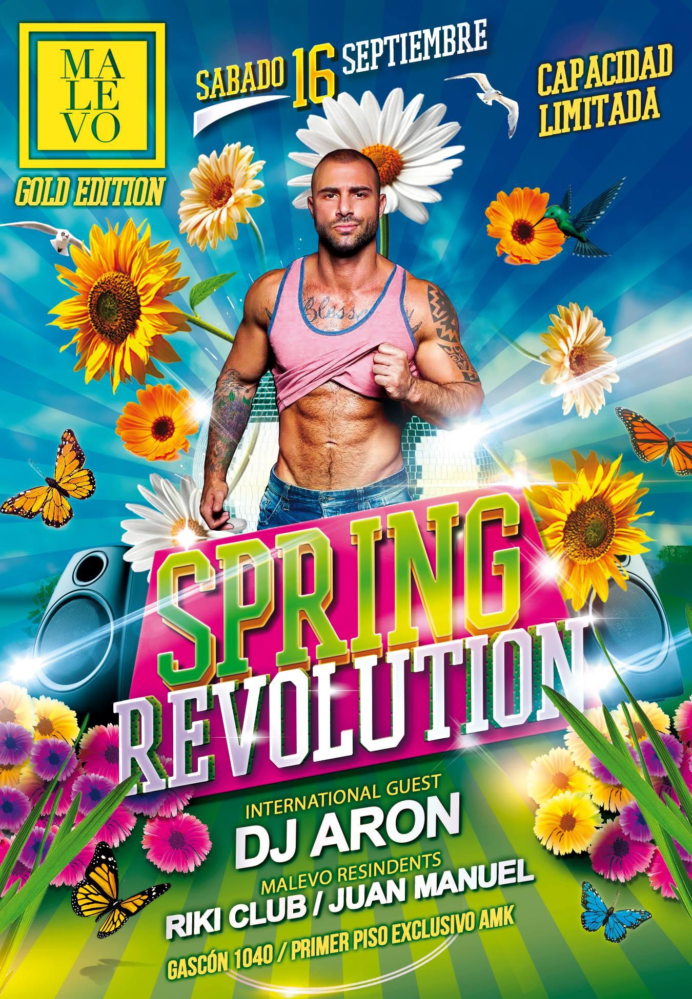 Spring Revolution 16/9/17
