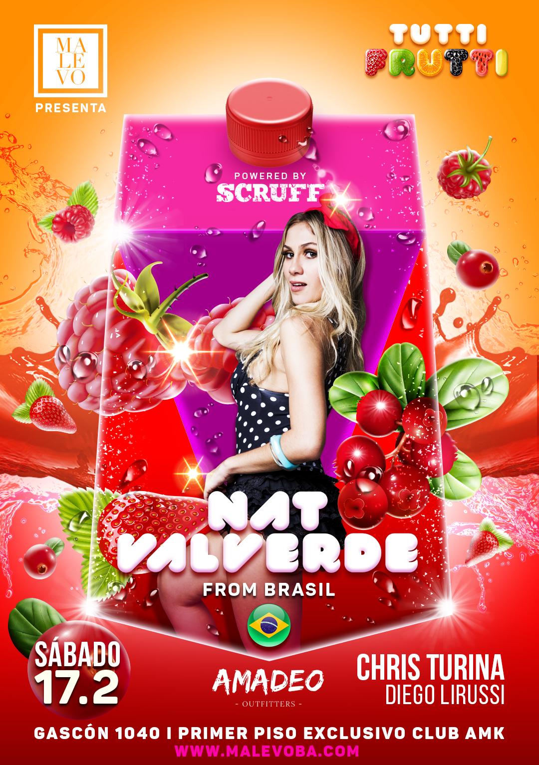 Tutti Frutti 17/02/18