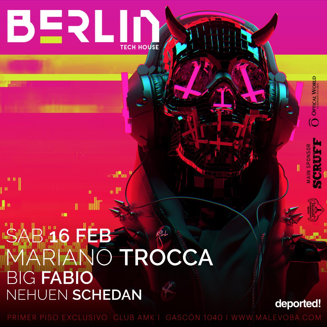 Berlin III 16 FEB