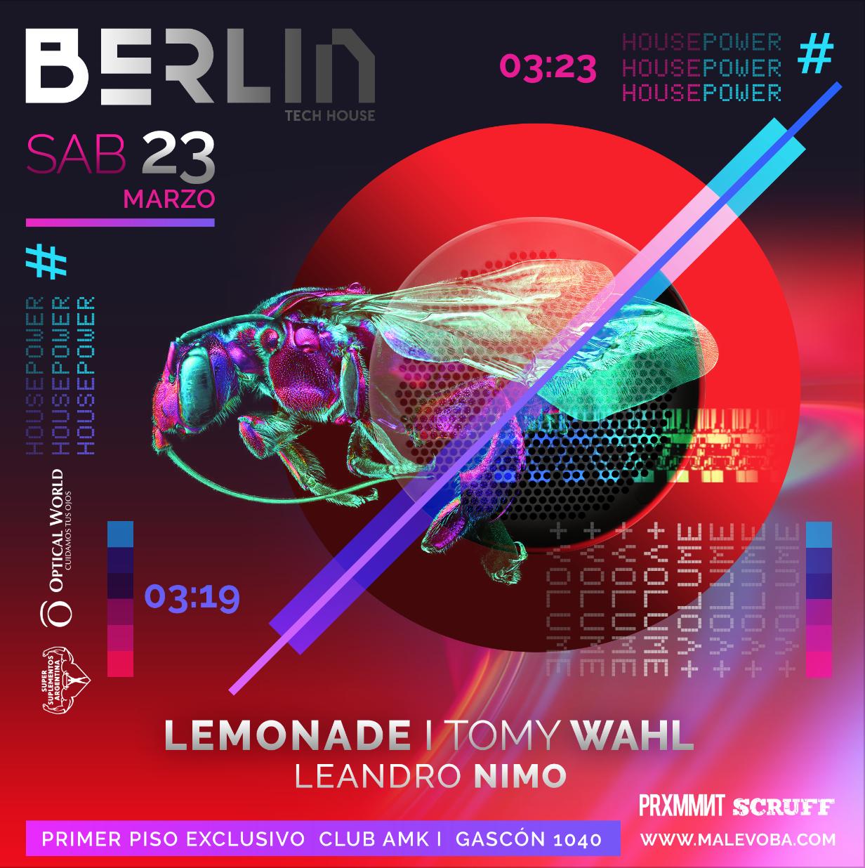BERLIN IV 23 MARZ