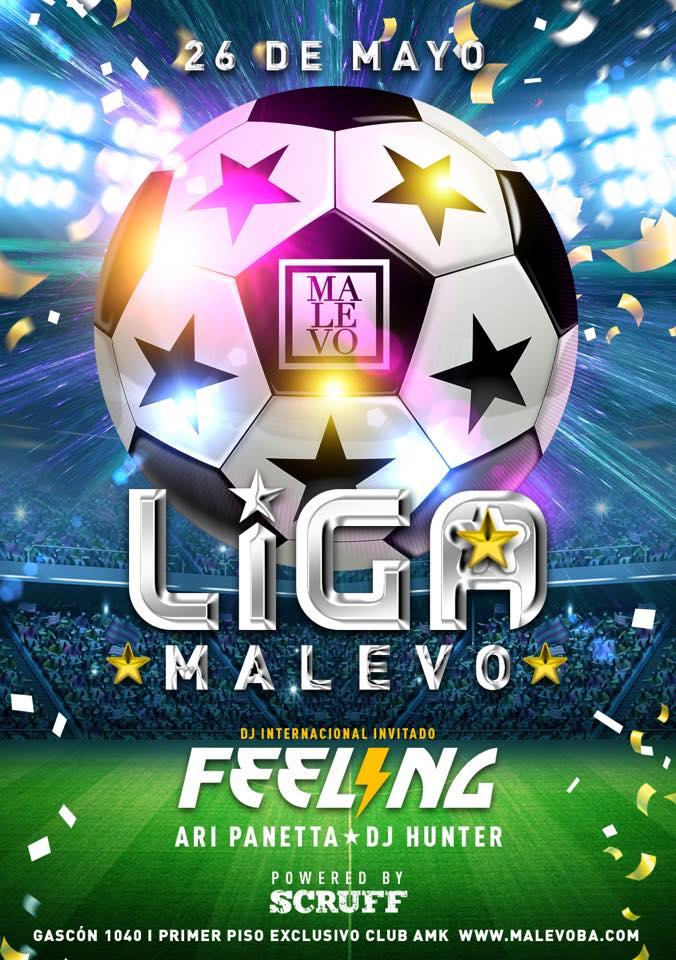 Malevo/LIGA 26/05/18