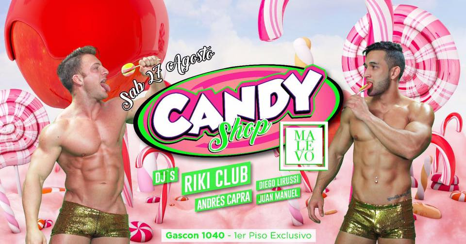 Candy 27/8/16