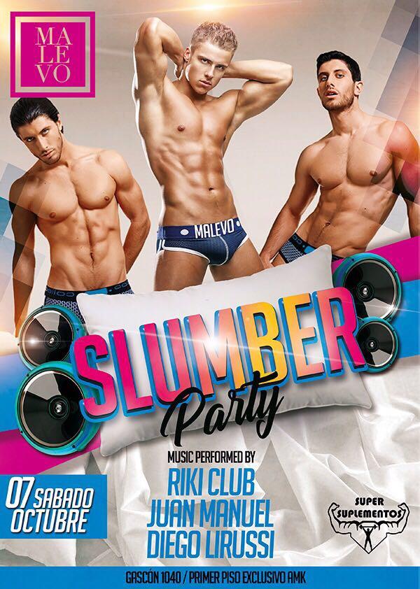 Slumber Party 7/10/17