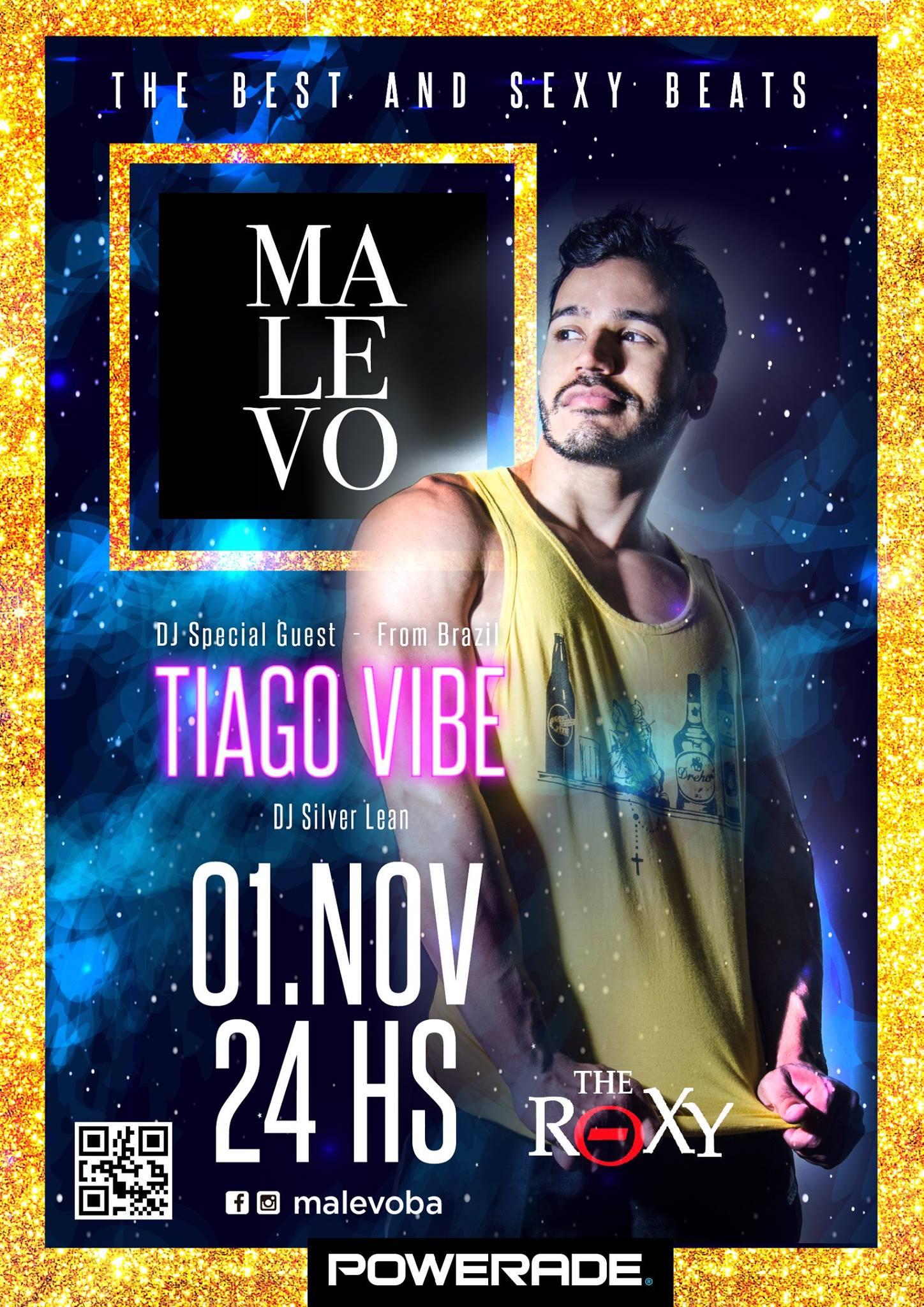 Tiago Vibe 1/11/16