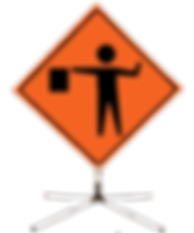 Rollup Sign- Flagger.png