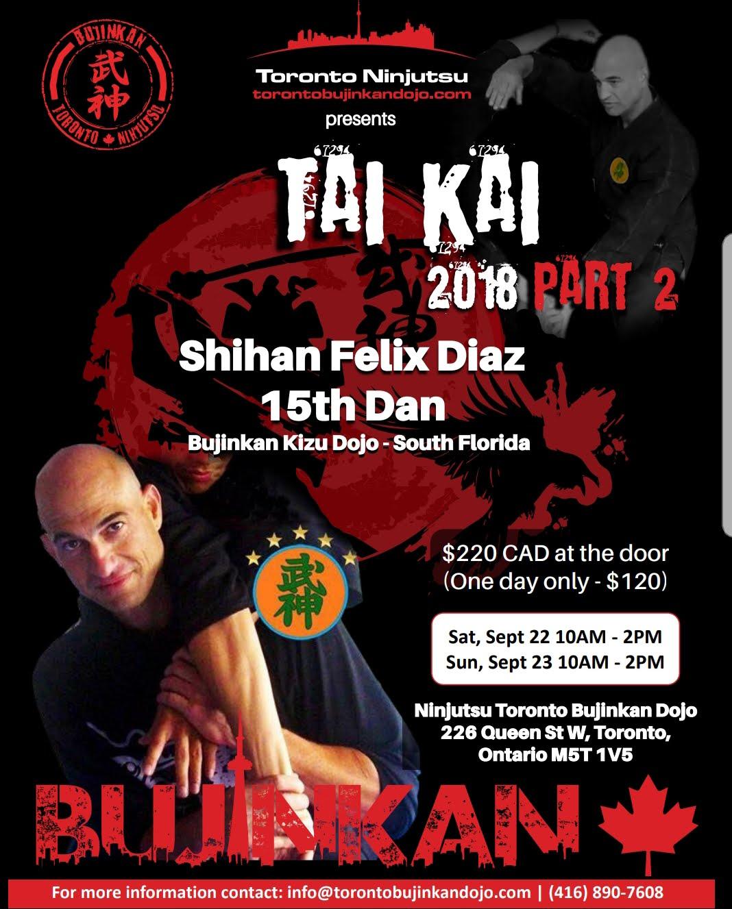 2018 09 Tai Kai Felix Diaz