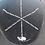 Thumbnail: Black and White ClueLess Baseball Cap