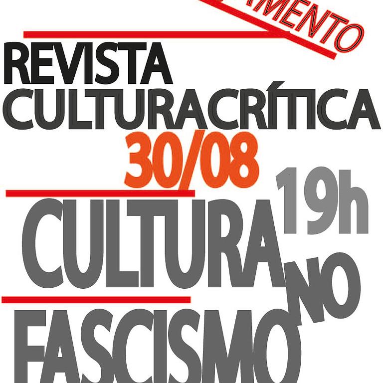Lançamento da Revista Cultura Crítica