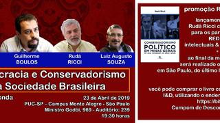 DEMOCRACIA E CONSERVADORISMO NA SOCIEDADE BRASILEIRA