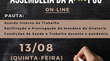 EDITAL DE CONVOCAÇÃO - Assembleia Geral Ordinária