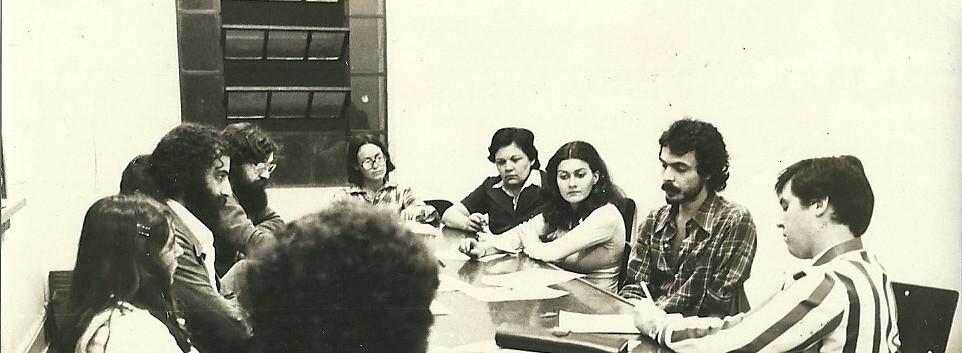 3a. Diretoria da Apropuc - 1980 - Foto B