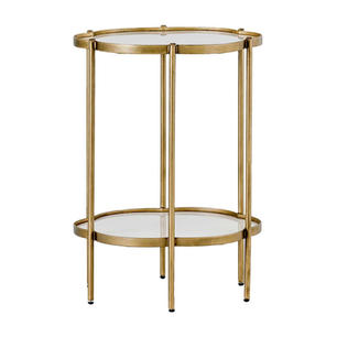 Clementine Flower Side Table